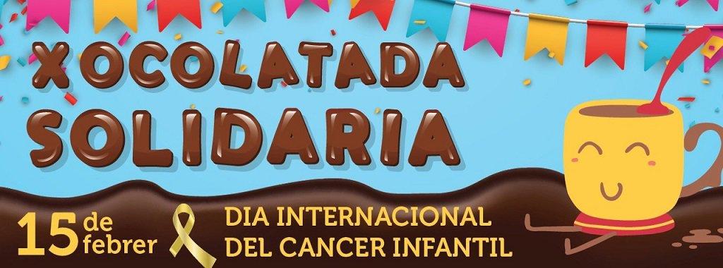 test Twitter Media - 15 de Febrer. Dia Internacional de la Lluita contra el càncer infantil. Troba la teva xocolatada solidària i participa-hi! https://t.co/rsEWcP5jX8 @chocosolidaria https://t.co/M8D8QYB3A0