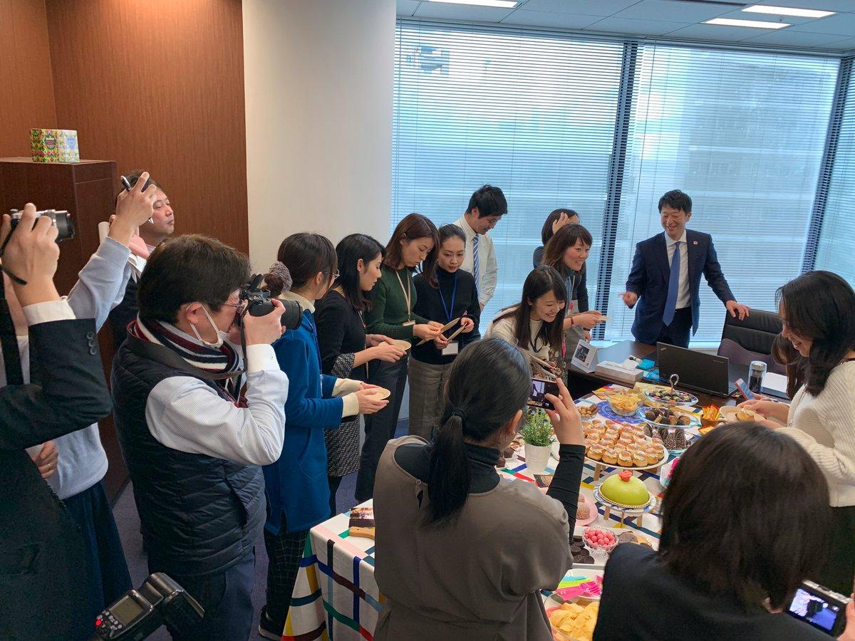 test ツイッターメディア - スウェーデンで欠かすことのできないコーヒーブレイクの時間「フィーカ」を日本の洋菓子メーカー、ヨックモック社が社内福利制度に導入すると発表しました✨ スウェーデン🇸🇪の「フィーカ」について知りたい?→ https://t.co/7T1T0TzEBY https://t.co/E6QUOihFM7