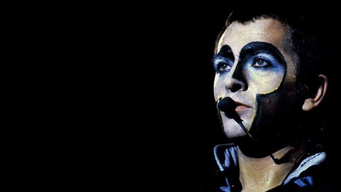 I forgot to wish my longtime pretend boyfriend Peter Gabriel a happy birthday yesterday