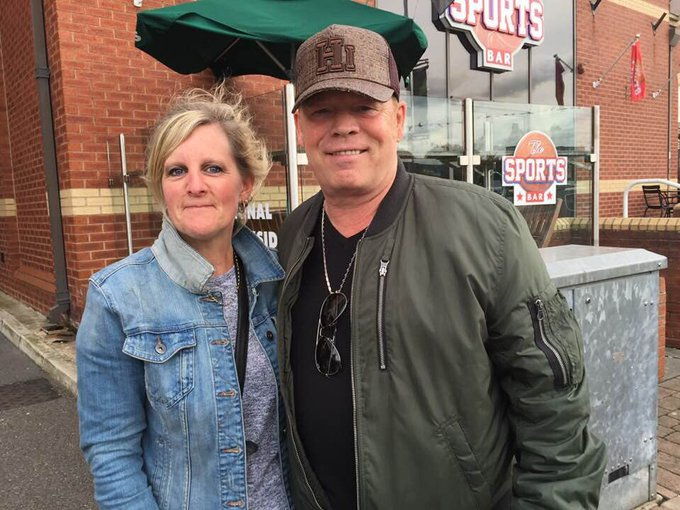 Happy Birthday to the Boss Ali Campbell 60 Today have a reggae fantastic day