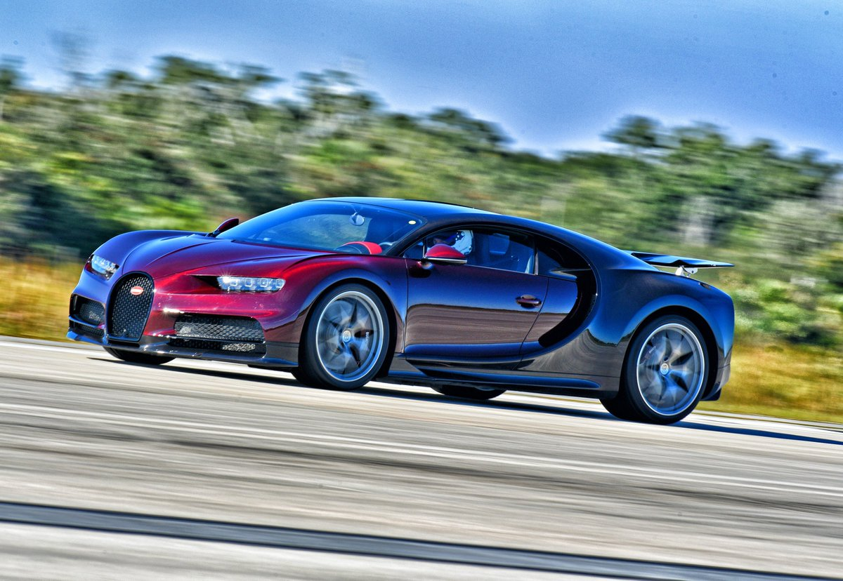 test Twitter Media - NASA astronaut Jon A. McBride tested the Chiron on the very same runway where he landed a space shuttle at the Kennedy space center in Florida. #Bugatti #BugattiChiron #Chiron #NASA #KennedySpaceCenter #Astronauts #JonMcBride #Supercars https://t.co/IokqEOuGXE