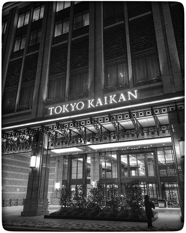 test ツイッターメディア - 東京會舘。#都市風景論 #東京會舘 https://t.co/RMwuRBqYt3 https://t.co/AiB4u1M4YW