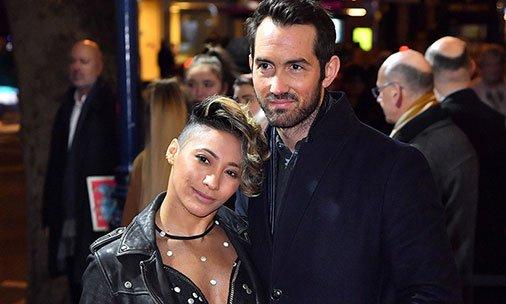 Strictly star Karen Clifton's new boyfriend David Webb shares first Valentine's Day