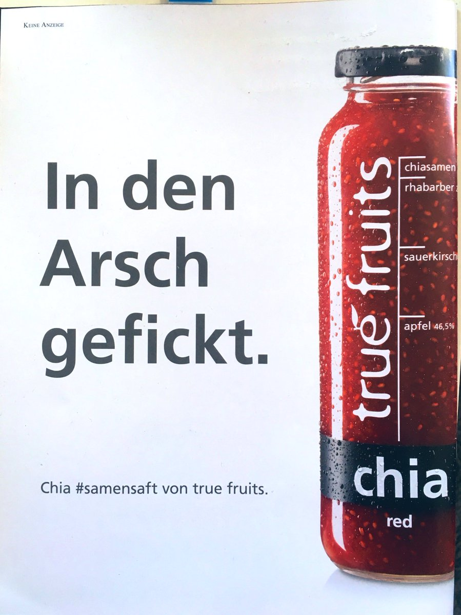 RT @C_W_M_O: Smoothies & ihre Werbung ey  (@titanic 10/2016) https://t.co/hu6ZZUFJ7k