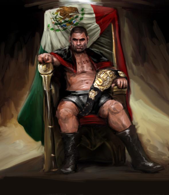 #UFCPhoenix Return of the King? 👑 #UFC #TeamMMA4LIFE #PeoplesMMA #WMMA #MMA #UFConESPN #CainVelasquez https://t.co/T314ouuSKM