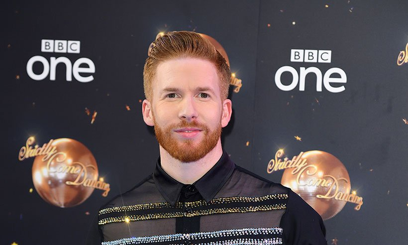 Will Neil Jones get a partner on Strictly? Find out what he had to