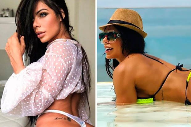 RT @Daily_Star: Miss BumBum @SuzyCortez_ shares VERY revealing photos of her toned butt https://t.co/JU9yNtFRUN https://t.co/hYniG8oXMg
