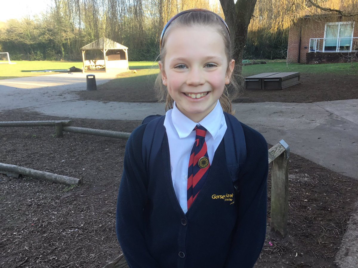 test Twitter Media - Well done to this superstar! Our achiever this week for always doing her best in everything she does ⭐️👏👍 #gorseypshe https://t.co/MjqUvVkMAl