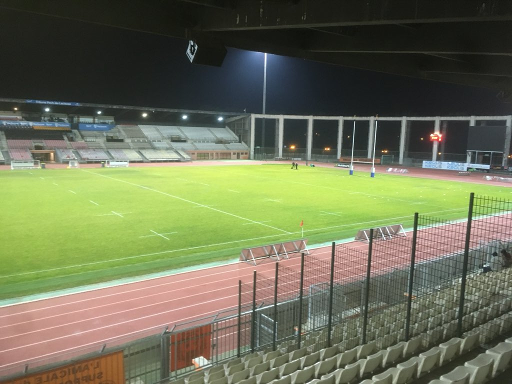 #RCNMVRDR | 👥  La tribune Clape n'attend plus que vous !  «LA TRIBUNE CLAPE À...