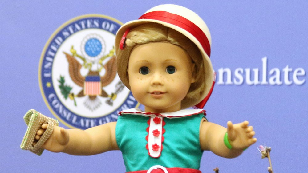 An American Girl doll movie is in the works