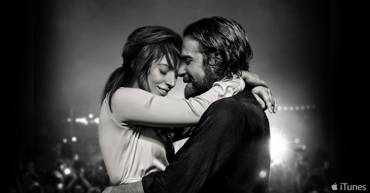 Watch #AStarIsBorn on @iTunes now ???? https://t.co/nNIj2MPHvj https://t.co/nNC6hb5vqC