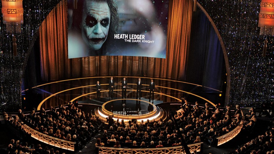 Hollywood flashback: 'The Dark Knight' failed to nab a Best Picture Oscars nom in 2009