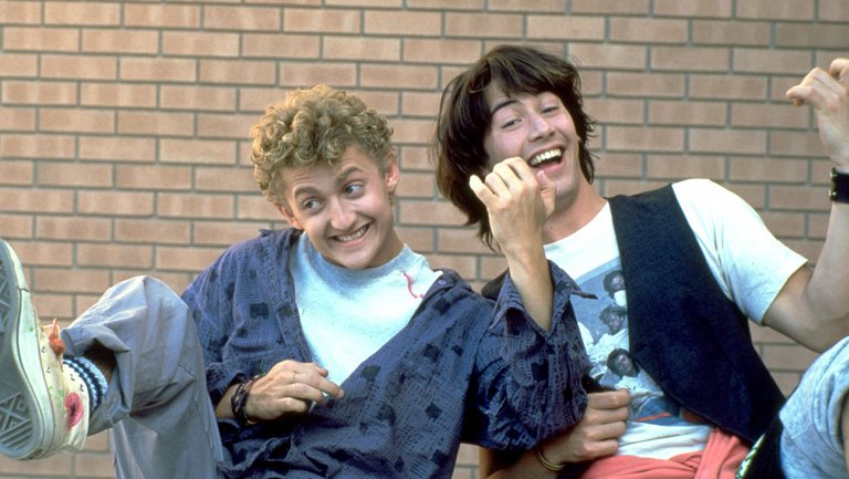 'Bill & Ted' at 30: Keanu Reeves, Alex Winter on how 'Excellent Adventure' nearly fell apart