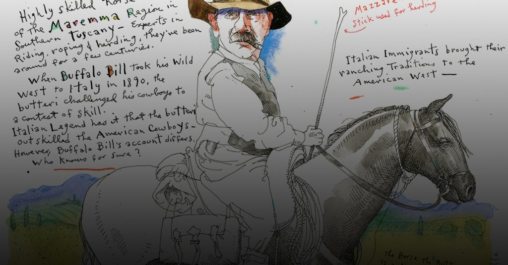 A Fistful of Drawings of Old West Myths - Print Magazine https://t.co/D3jWPZx0NL https://t.co/37RBWAMqGa