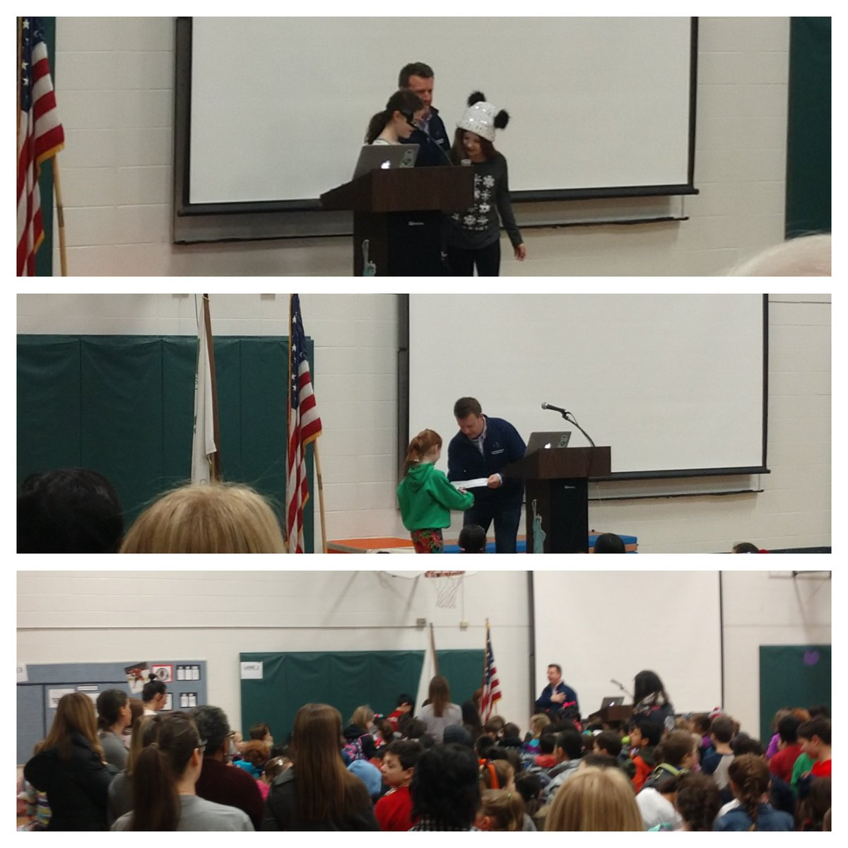 test Twitter Media - I enjoyed another wonderful flag raising ceremony with Dr. Carlson and Willowbrook School! Character Counts awards, next week's plans for the 50th, and great jokes highlighted the morning! #d30learns https://t.co/NhQQNzAw5N