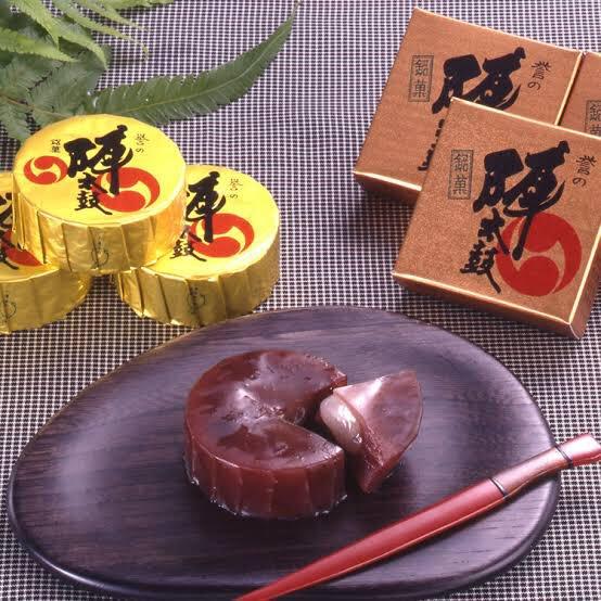 test ツイッターメディア - (FGO冬祭りへ向かわれる方々へ…熊本には「誉の陣太鼓」と「武者返し」といったどちゃクソ美味い銘菓があります…是非ご賞味ください…) https://t.co/s8PG8NOcPN