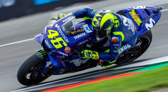 Happy birthday    mr Valentino Rossi