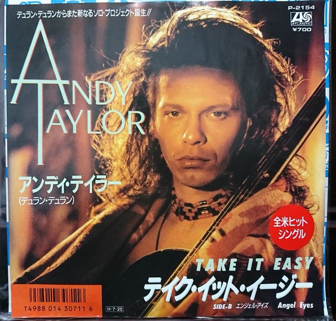 Happy birthday!  Andy Taylor