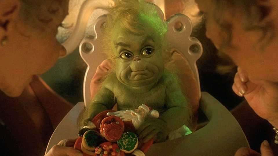 Did YOU notice this adult movie reference in The Grinch?!