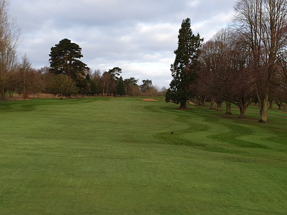 test Twitter Media - Saturday...GREENS all in play following hollow core work.  The rough mowers out thus morning @IngestreParkGC @IanDaviesEEEgol @JacUKdirect .COURSE looking in great shape for Feb. https://t.co/OF3EnsVyjh