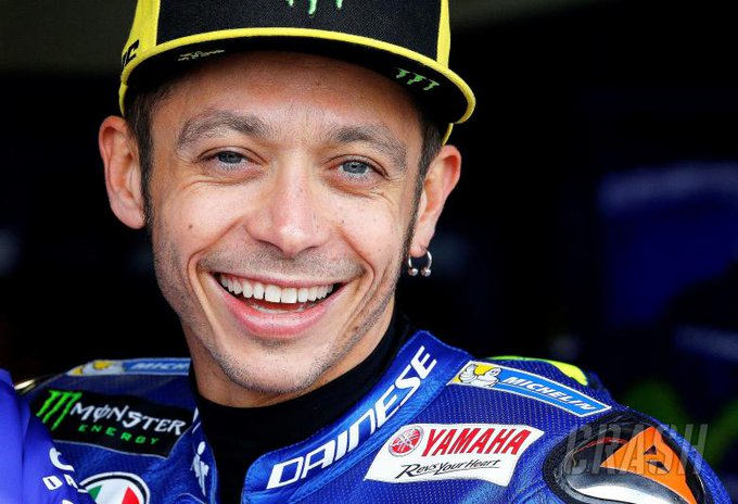 Happy 40th Birthday to the legend that is Valentino Rossi!!!