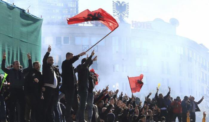 #Albania