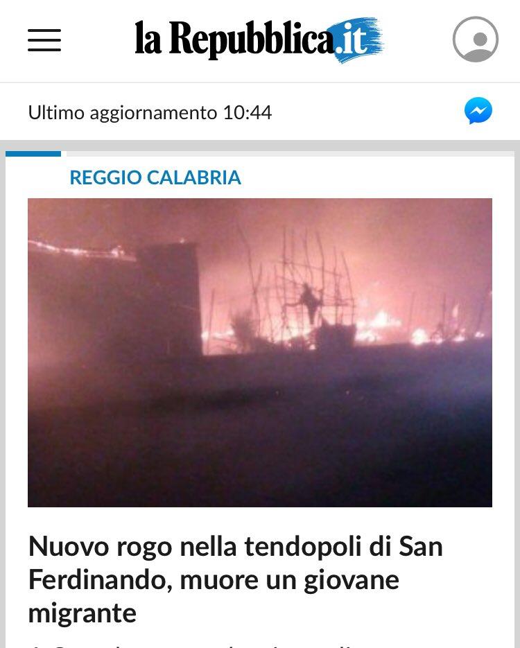 #SanFerdinando
