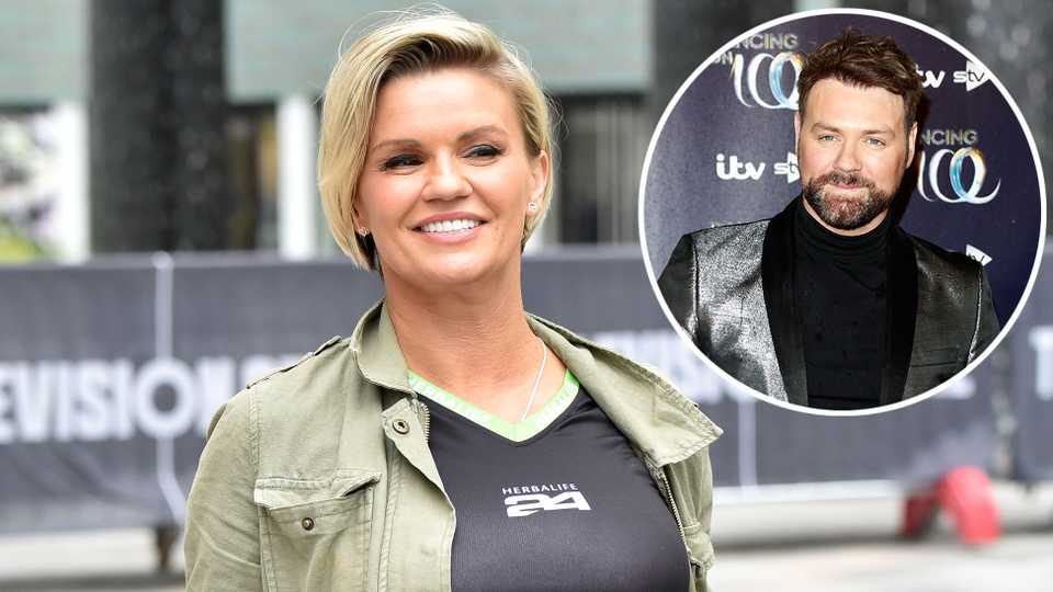 Kerry Katona: 'It's taken a lot to get back on good terms with