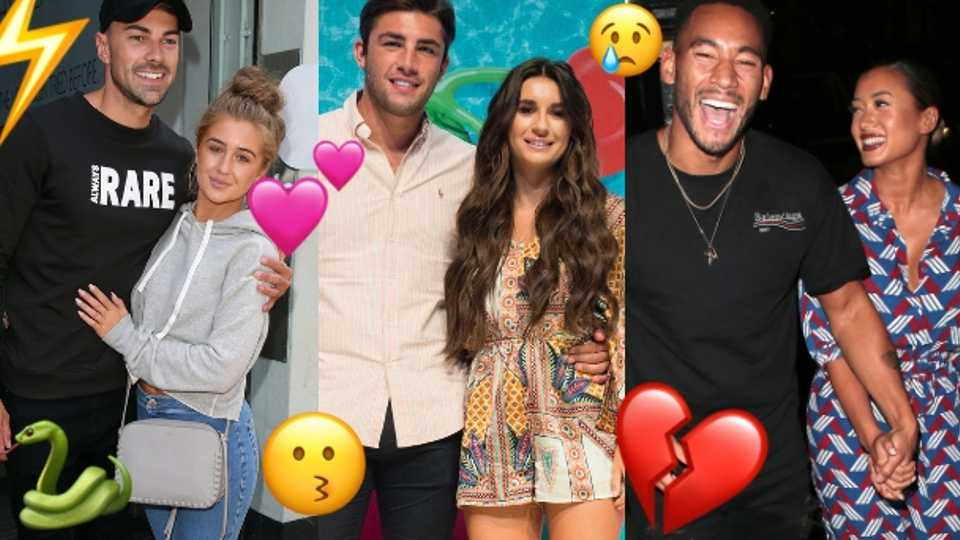 Love Island 2018 couples who made it work outside the villa - are they still together?