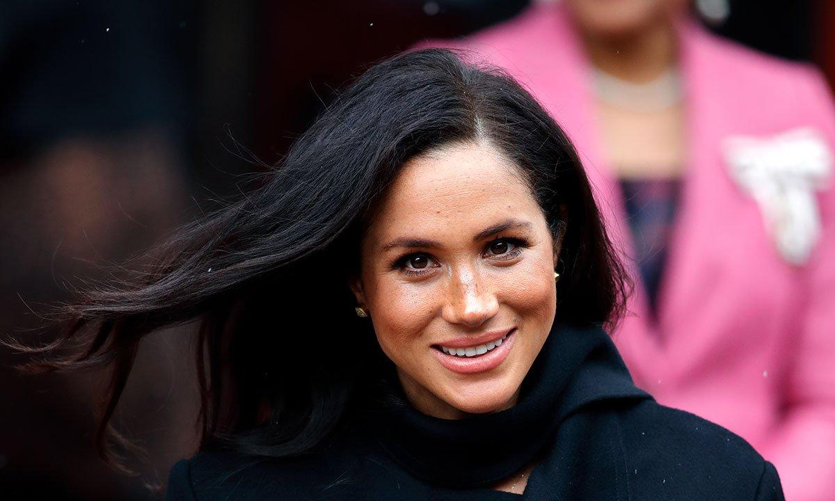 Is this Duchess Meghan's pregnancy pilates guru?