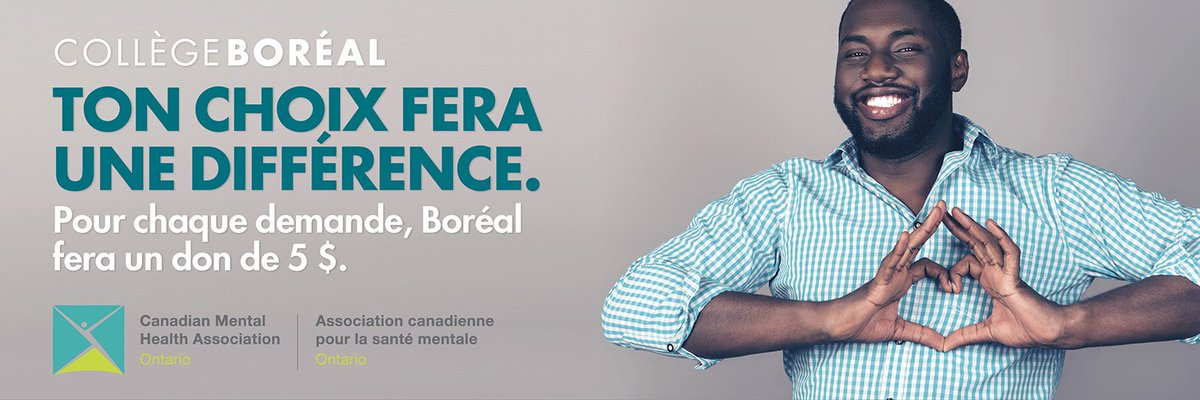 test Twitter Media - Are you a high school #student looking to enroll in a #French-language college in Ontario? Apply to @collegeboreal and support their #mentalhealth initiative in partnership with @CMHAOntario and @CMHInnovation. Learn more:  #MentalHealthMatters https://t.co/QeRyhtt87k https://t.co/bc1kfAC0rZ