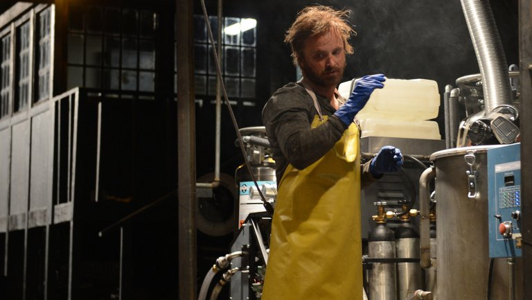 More details on the BreakingBad movie set to star Aaron Paul