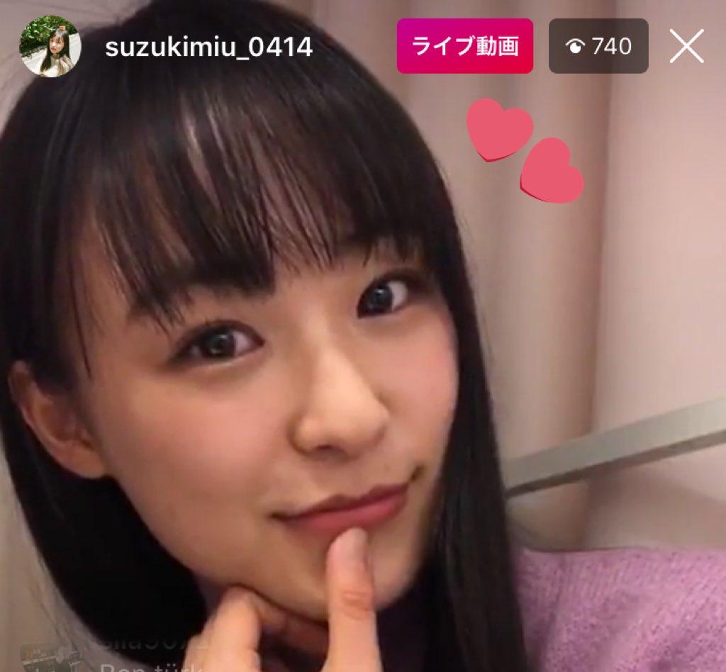 test ツイッターメディア - @suzukimiu_0414  美羽ちゃん、インスタライブ見たよ☺︎ 久しぶりに美羽ちゃんのライブが見れて嬉しかった💗またやるの楽しみにしてるね!!私もシンデレラフェスすっごい楽しみ🌟 https://t.co/mDIXNLdAAb