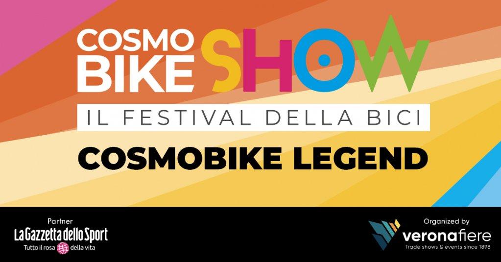 #CosmoBikeShow