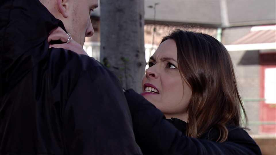 Coronation Street spoilers: Tracy Barlow THREATENS Tyler Jefferies