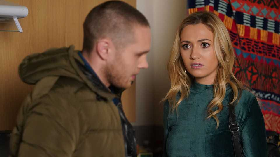 EastEnders spoilers: Louise Mitchell reveals she's pregnant