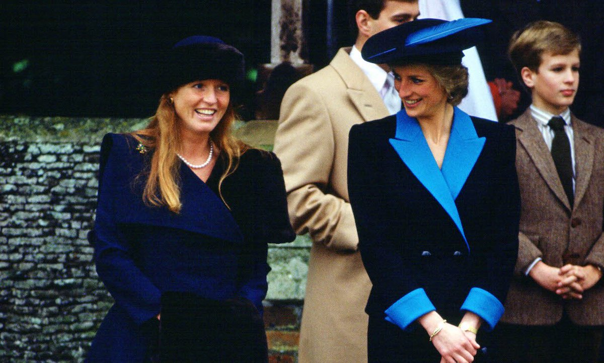 7 times Princess Diana loaned her iconic dresses to close friends and family: