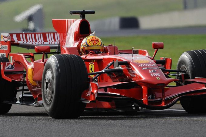 40th birthday to Valentino Rossi!