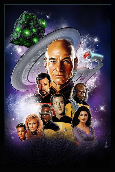 Star Trek: The Next Generation - TV Series (1987 - 1994) Happy Birthday, Levar Burton!