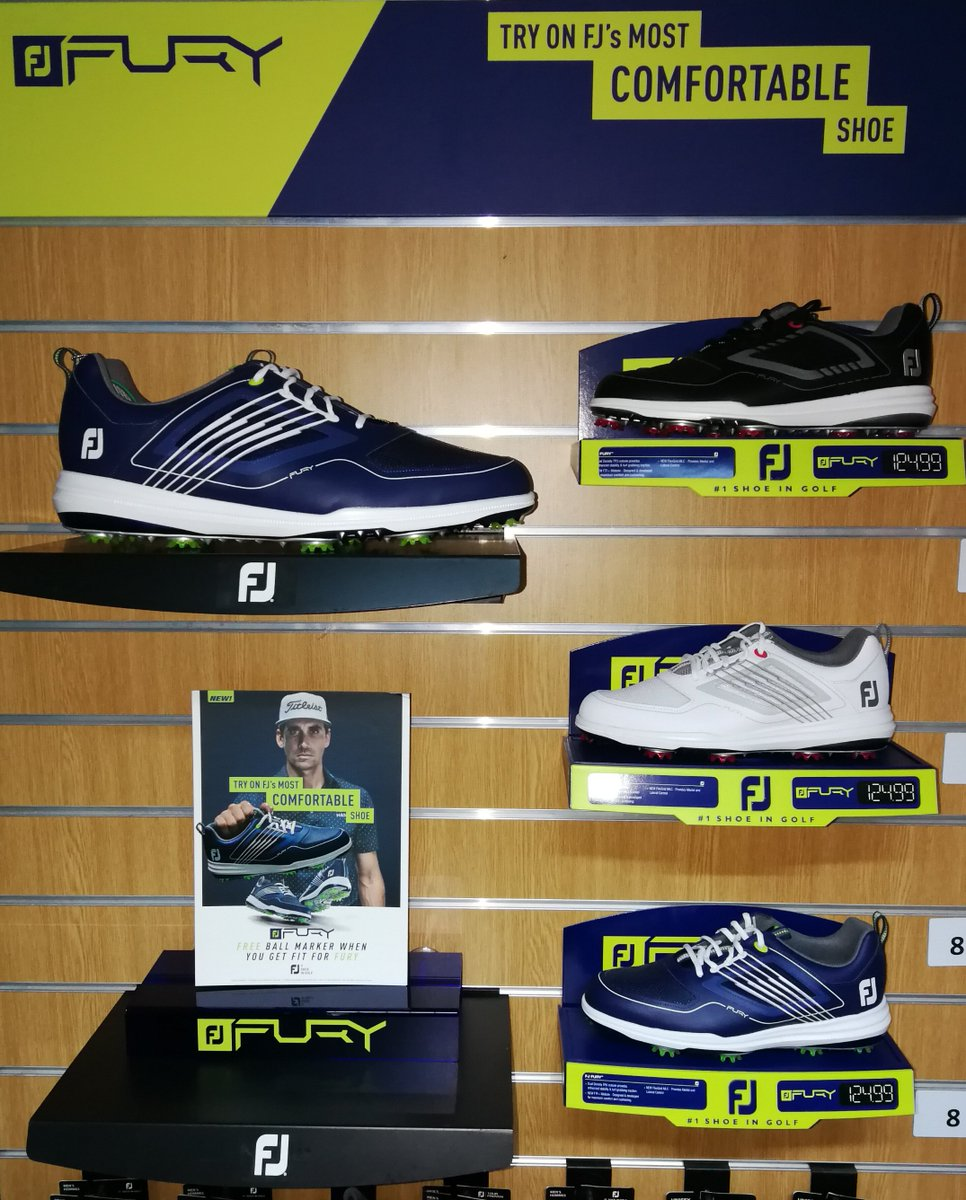 test Twitter Media - INTRODUCTORY #OFFER @CottrellParkLtd  The  #NEW @FootJoy FURY - All-round comfort and performance.  JUST £124.99*  Available in a variety of different colours and sizes.  https://t.co/B8IHywfSlJ   Tel: 01446 781781 (opt. 1)  *T&C's apply https://t.co/7ZzEQnP506
