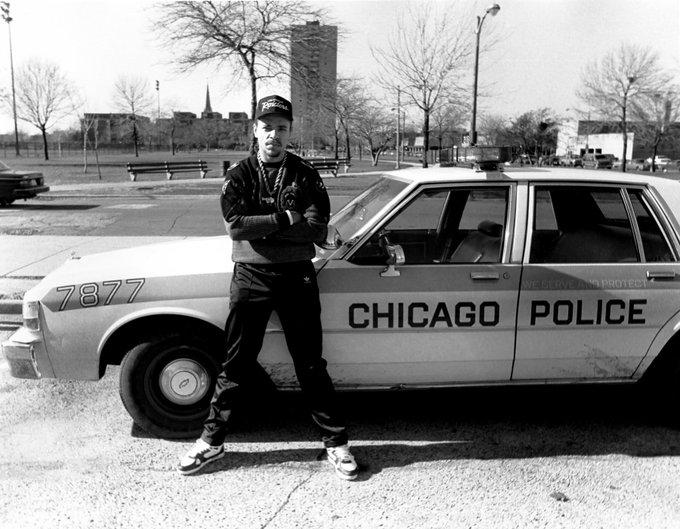 Happy Birthday to a legend, ICE T ( Photo By Raymond Boyd