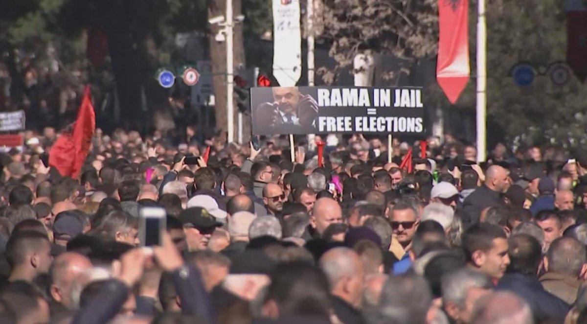 #Tirana