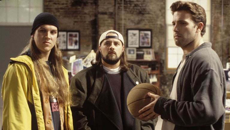Kevin Smith announces 'Jay And Silent Bob' reboot to start production