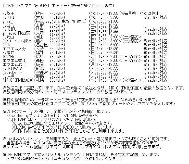 test ツイッターメディア - [Radio]@ FM(名古屋 80.7MHz)『JAPAN ハロプロ NETWORK』#203 5:30-6:00 横山玲奈/植村あかり/浜浦彩乃 ▽番組内『みん5キャラバン』飯窪春菜 ◆JFN PARK(無料・エリアフリー)→ https://t.co/2PoG2WkCIz https://t.co/YZ1K8Fwv3Y #JHN https://t.co/GLhw3Y1dMF