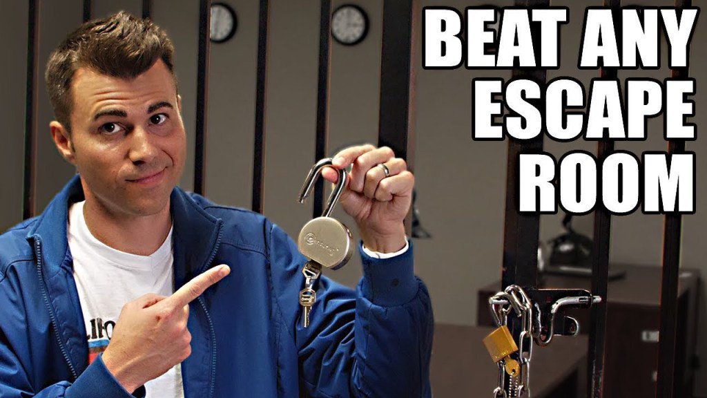 BEAT ANY ESCAPE ROOM- 10 proven tricks andtips...