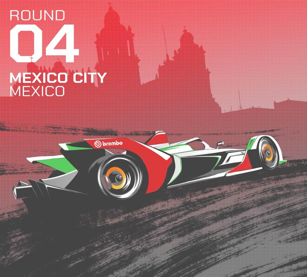 #mexicocityeprix