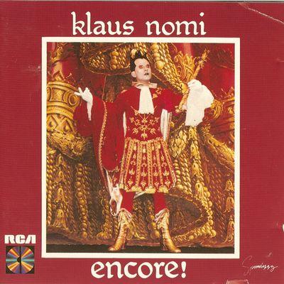 RT @FipNowPlays: ♪ #nowplaying Wasting My Time - Klaus Nomi (Klaus Nomi - 1981) https://t.co/bnbNq7U2Wp https://t.co/svOplcqXhv