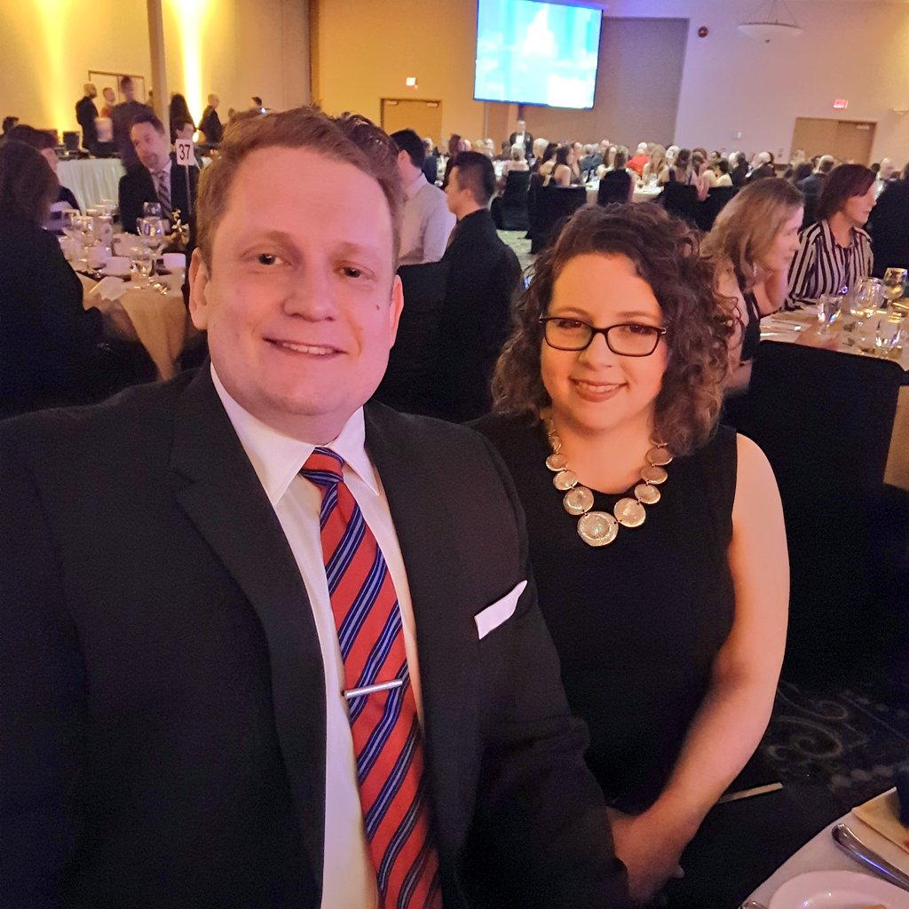 test Twitter Media - Date night at the Yellow Ribbon Gala in support of the @WinnipegMFRC  #yrg2019 #yellowribbon #mbpoli https://t.co/SNgG7ru8if