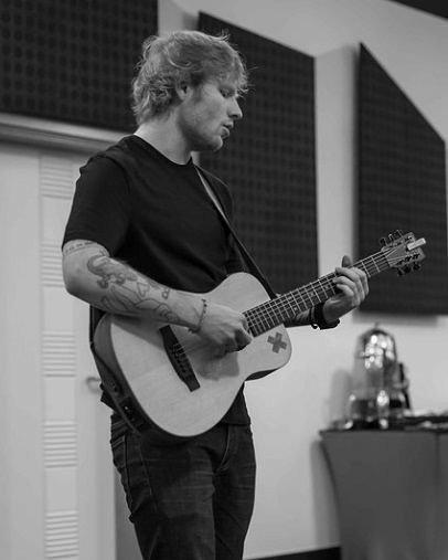 Happy Birthday Ed Sheeran