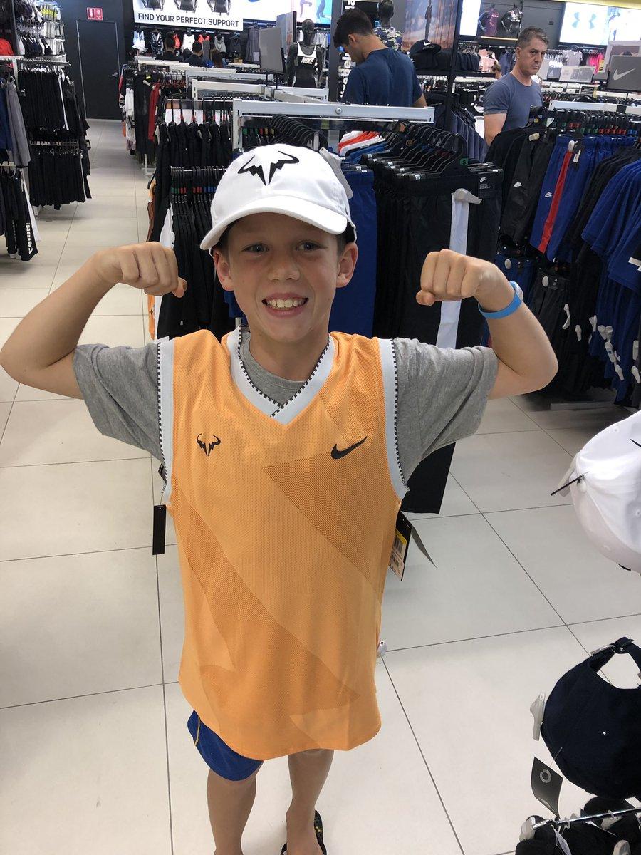 Young Aussie 🇦🇺🎾 fan @RafaelNadal #vamosrafa https://t.co/nXbjxKJNPb